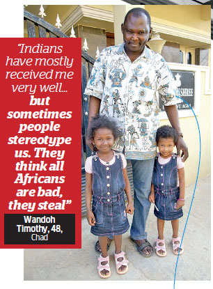 Africans across India share their experience of living here