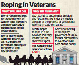 Government keen to rope in India Inc giants like Ratan Tata, Deepak Parekh, NR Narayana Murthy for Bank Board Bureau