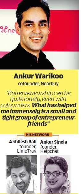 How startup founders are finding inspiration, comfort and support in informal networking groups