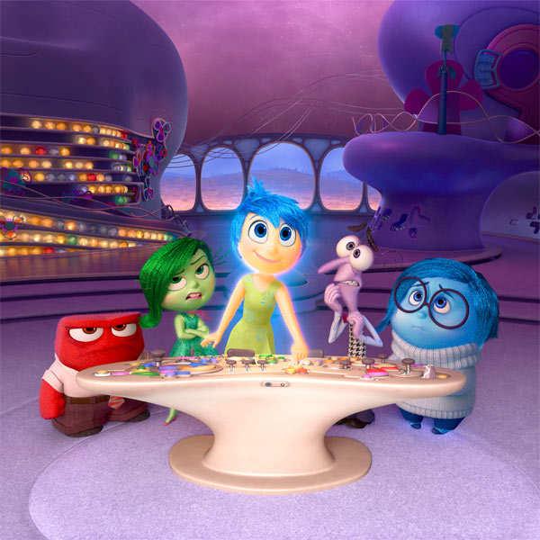 Pixar's 'Inside Out' wins animated feature Oscar