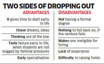 Know how academic break in colleges like IIT, NIT is helping students pursue their entrepreneurial dreams