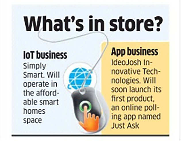 Josh Software sets up two firms in Internet of Things and app development space