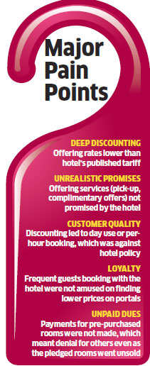Hotels check out of Oyo, Zo after unhappy stay
