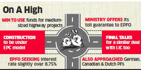 Road Ministry in talks with EPFO to raise Rs 50,000 crore for highway expansion projects