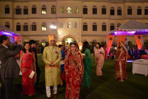 Varun sjb rana wedding