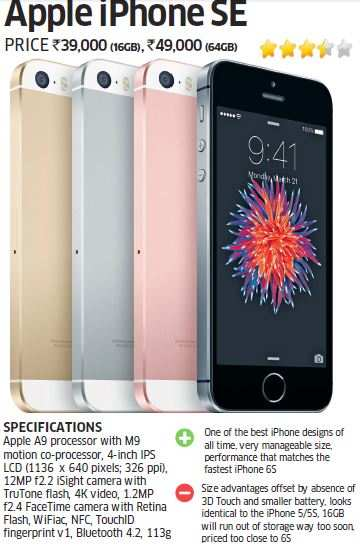 Apple iPhone SE review: Fastest small smartphone on the planet