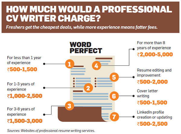 looking for a job heres why a professional should write your resume