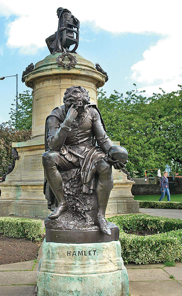 Plays and places of Shakespeare in Stratford-upon-Avon