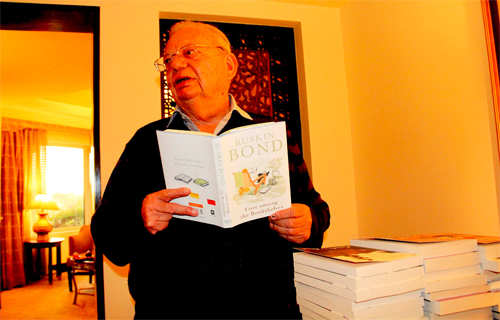 """autobiography of ruskin bond essay Legendary children's author ruskin bond is writing his autobiography in three volumes, one of which will reveal why he did not marry """"i will write three memoirs."""