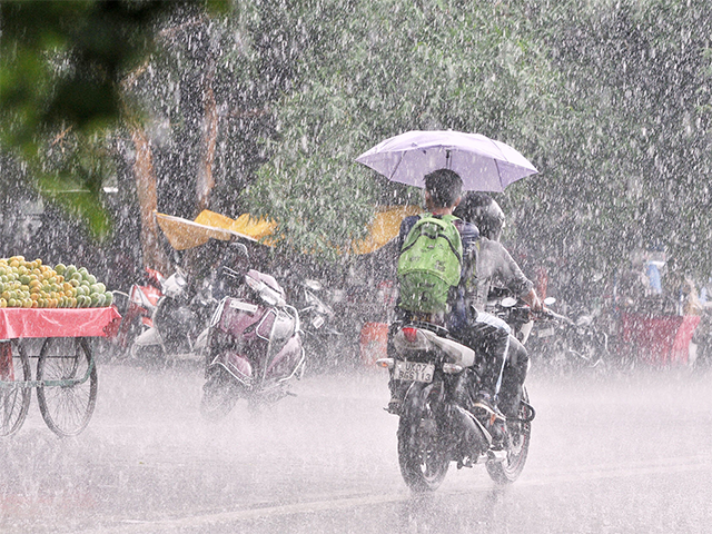 Himachal Pradesh received 12 per cent excess rainfall