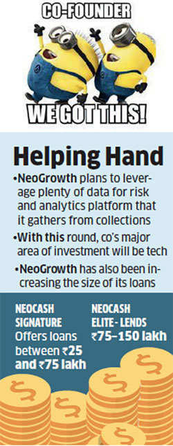 NeoGrowth gets Rs 108 crore funding from IIFL Wealth Management's Seed Venture Fund