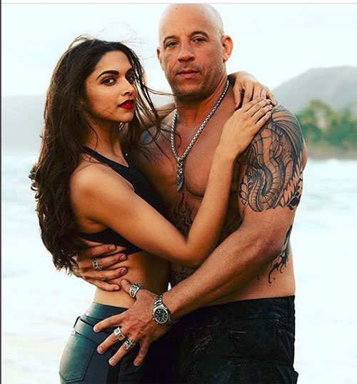 Deepika makes brief yet impressive apperances in teaser trailer of 'xXx...'