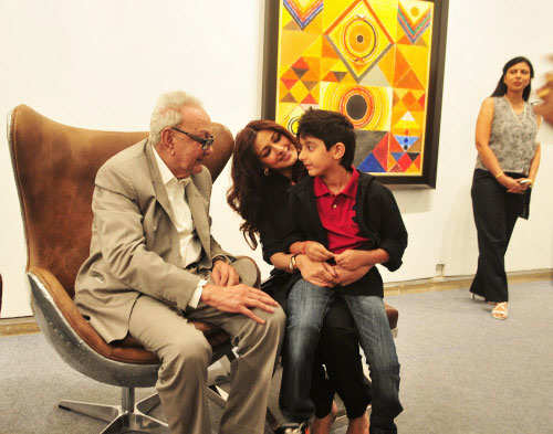 Legendary artist S H Raza passes away at 94