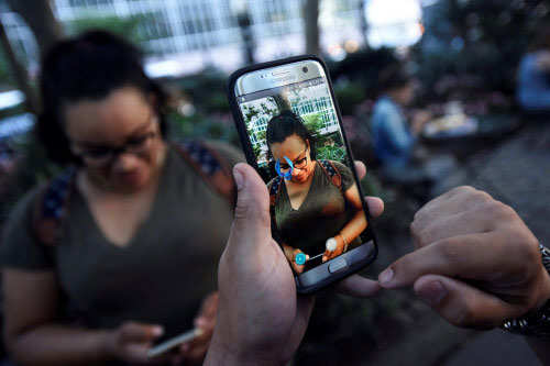 NY parole authorities to bar sex offenders from 'Pokemon Go'
