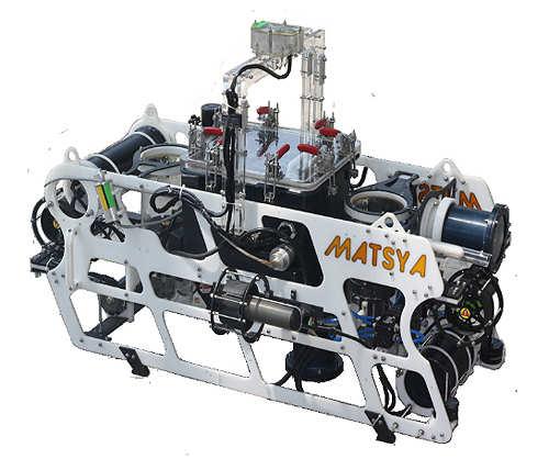 IIT Bombay's underwater vehicle 'Matsya' comes second in the AUVSI Robosub 2016