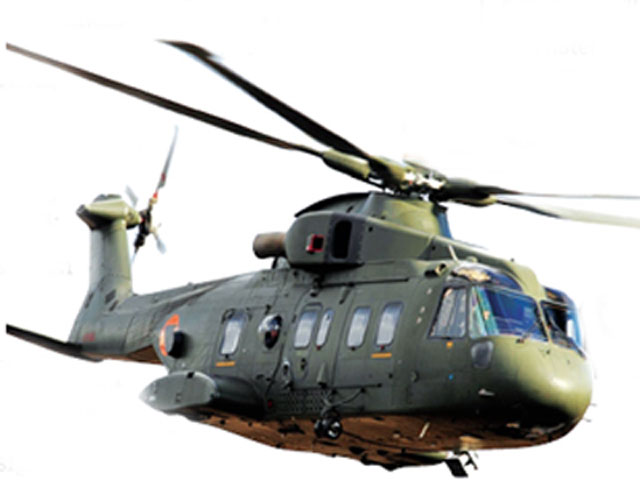 No records available on AgustaWestland deal: Defence Ministry, IAF