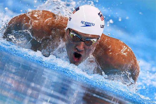 Ryan Lochte to endorse crime prevention device