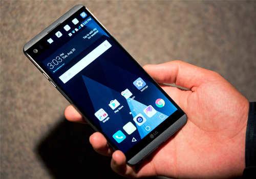 Bring it on, Apple! LG unveils flagship V20 smartphone
