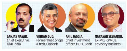 FlexiLoans banks on some heavy hitters