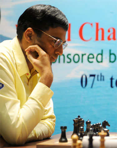 Viswanathan Anand learnt chess basics from his mother!