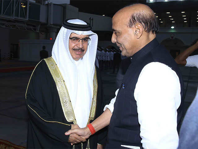 India, Bahrain assert terrorist in one country cannot be glorified by another