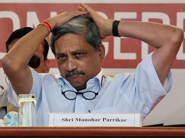 Armed forces upset over rank parity with civilians; Parrikar promises to address