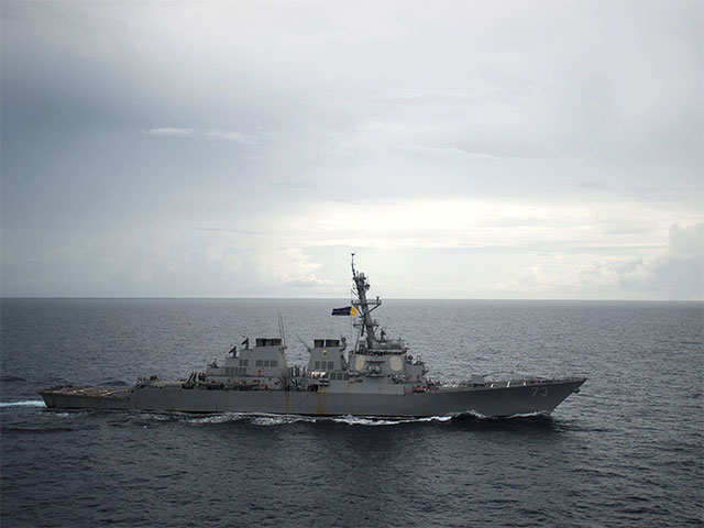 San Diego to South China Sea: U.S. Navy tested new command in latest challenge to China