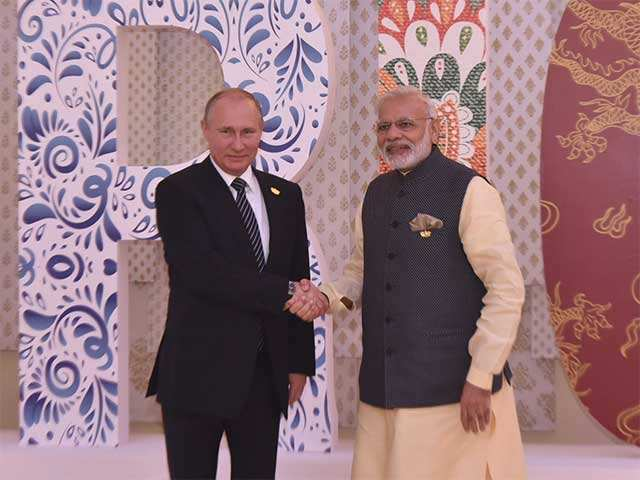 India, Russia to hold talks on military ties tomorrow