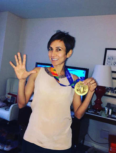 Running is like SWOT analysis for me: Vaishali Kasture, Partner, Deloitte Consulting