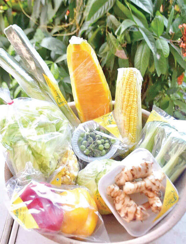 Agri farms leveraging a growing demand for exotic vegetables and spices in the food services sector
