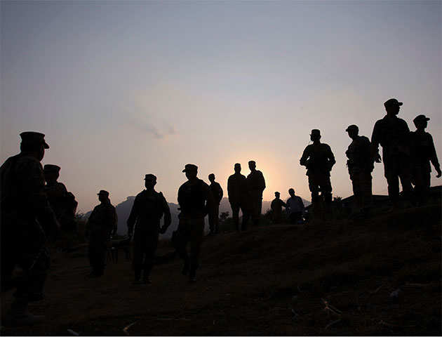Exchange of fire with Indian troops kills 3 Pakistani soldiers