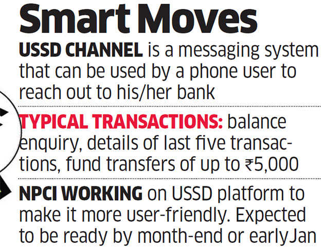 Mobile banking platform for basic feature phones in works; telcos told to support tech