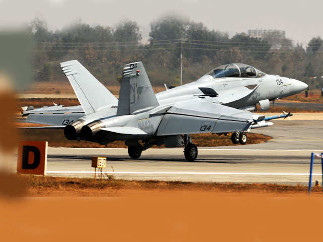 US pitches hard for building fighter jets under Make-in-India