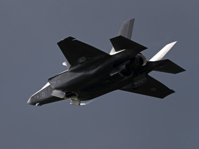 Israel readies for 'super-tech' F-35 stealth fighters