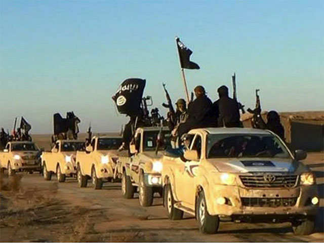 Thane man working with ISIS caught in Libya: ATS