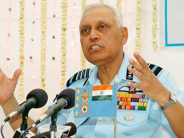 Court grants 4-day custody of former Air chief SP Tyagi, 2 others to CBI