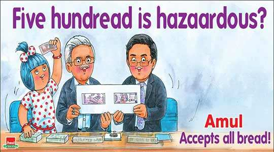 8,000+ Amul hoardings done, but no creative block for Rahul daCunha