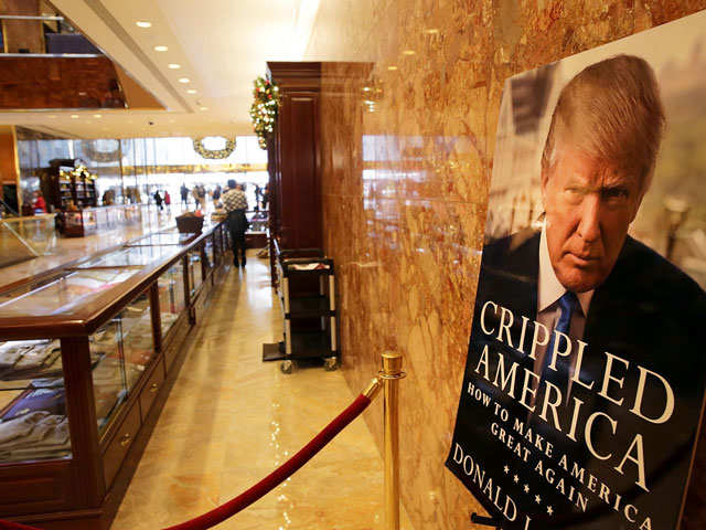 Donald Trump denies, denounces reports on Russia ties: 'a disgrace'