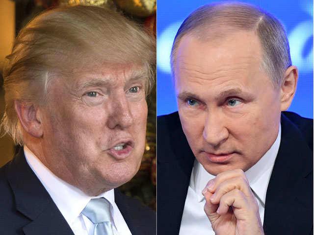 Donald Trump says it's an 'asset' if Putin likes him
