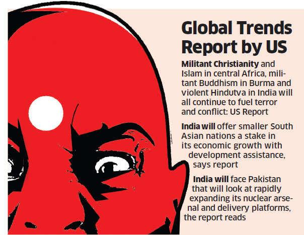 World is watching how India treats Hindu nationalist tendencies: Report