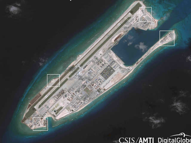 US will send 'clear signal' to China on SCS: Trump's secretary of state pick Rex Tillerson