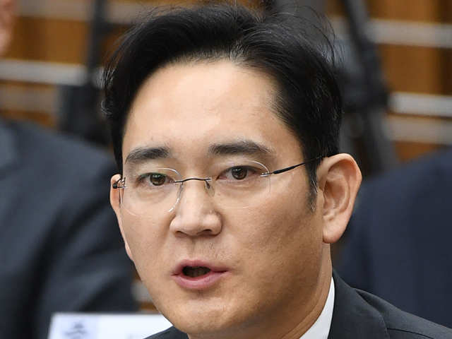 Samsung heir Lee Jae-Yong quizzed as suspect in Park scandal
