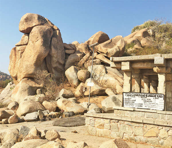 Rock show at Hampi: It's history carved in stone