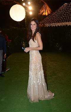 Katrina Kaif From The Ambanis To Katrina Kaif Ronnie Screwvalas Daughters Wedding Was A Star