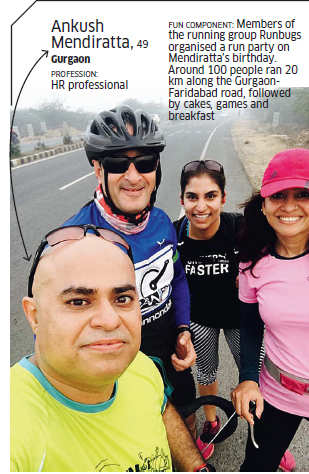 How running left the jogging tracks and became a fun, community exercise
