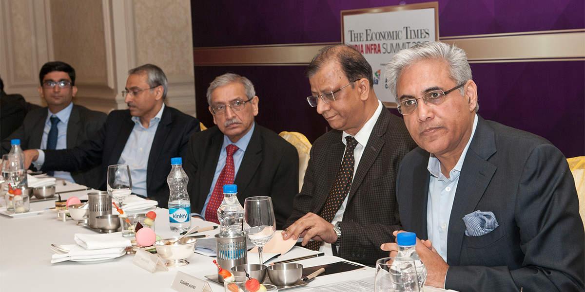 Gourav Bhutani, CFO & Head Of Investments, Joyville Shapoorji Housing Pvt Ltd, Sanjay Malhotra, CEO, Emaar India, , SK Gupta, CMO, Ambuja Cement, Sanjay Joshi, Head, Affordable Housing HDFC, Getambar Anand, Chairman, ATS Infra/ATS Greens