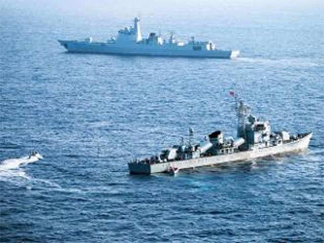 China opposes US naval patrols in South China Sea