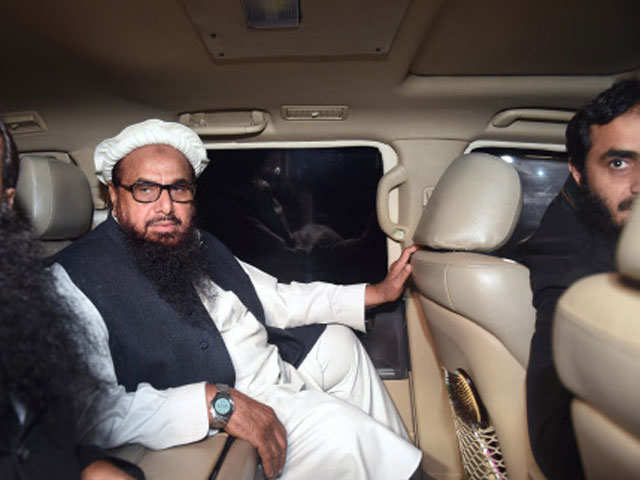 Pakistan cancels licenses of weapons issued to Hafiz Saeed and his aides