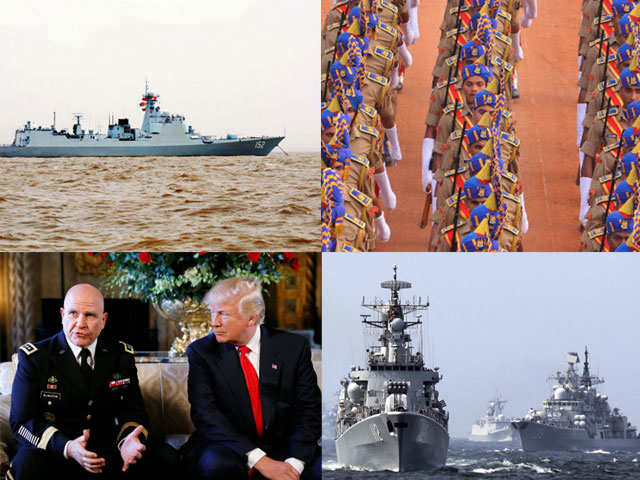 ET Defence Bulletin: From CRPF's facelift to Chinese warships' drill in Indian Ocean, read all major developments here