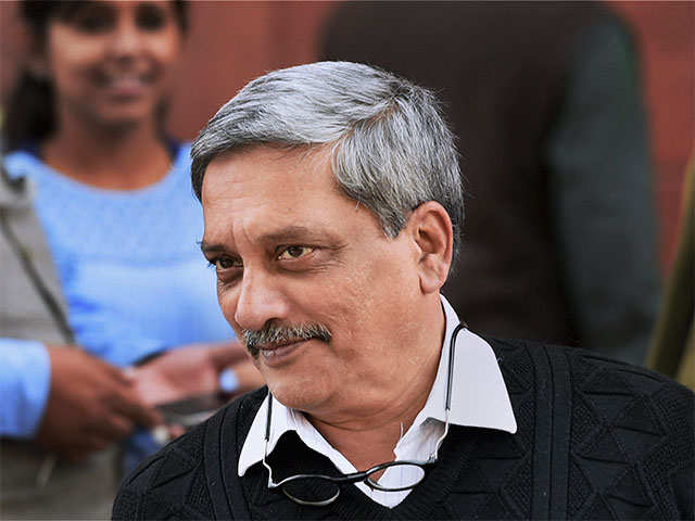 Let's see if Hafiz Saeed's arrest was result of wise thinking: Parrikar